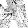 アクション漫画「殺し屋と復讐者」